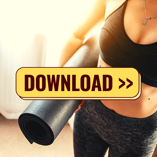 4 Week At Home Workout Plan Free PDF Download