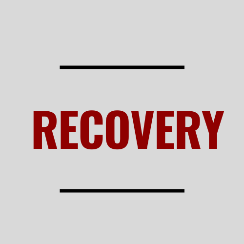 5k, 10k, Half and Full Marathon Recovery