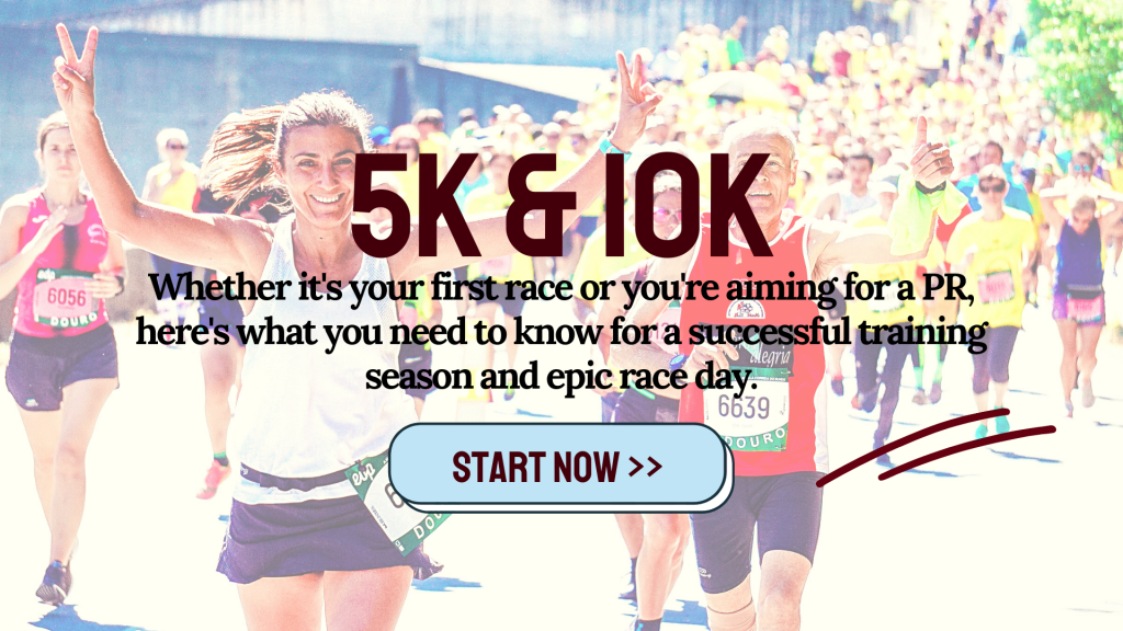 5k and 10k Running Tips
