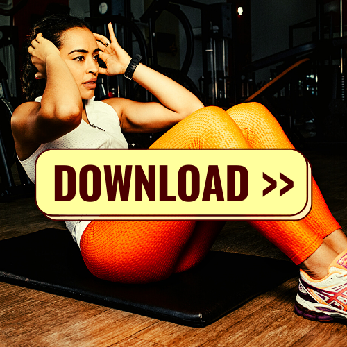 30 Day Crunch and Sit Up Challenge Free PDF Download