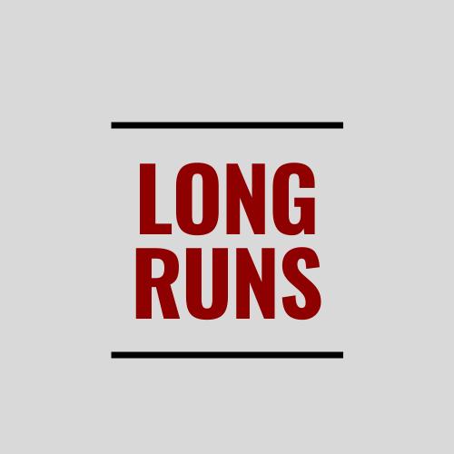 Half and Full Marathon Long Run Tips