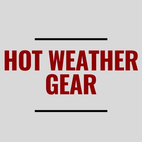 Hot Weather Running Gear