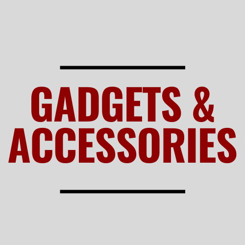 Running Gadgets and Accessories