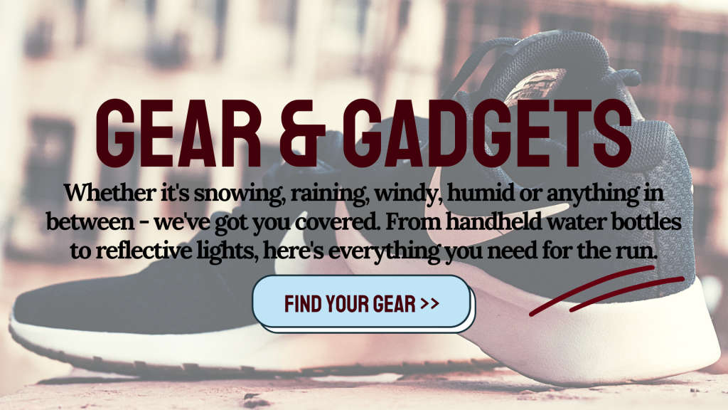 Running Gear and Gadgets