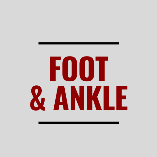 Foot and Ankle Running Injuries