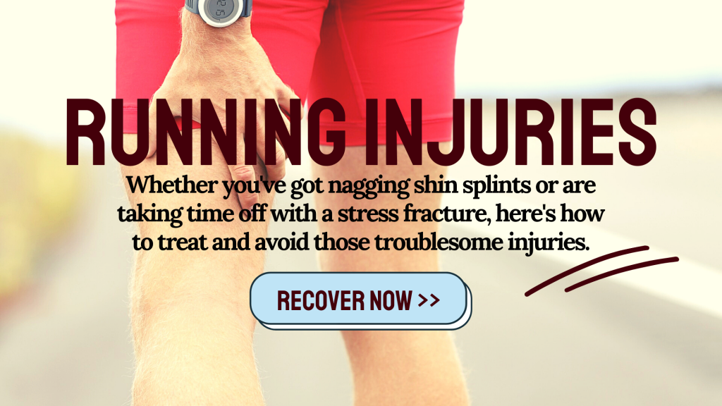 Running Injuries Tips