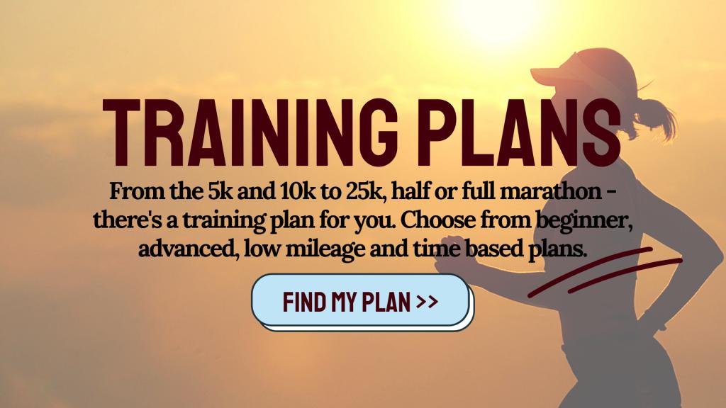 Running Training Plans