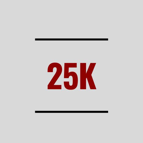 25k Training Plan