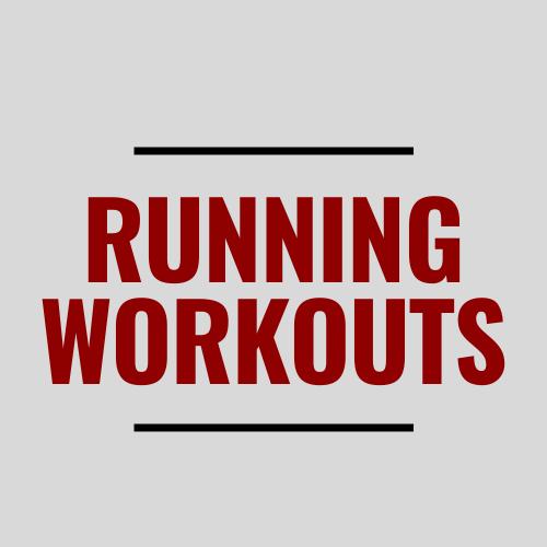 Running Workout Ideas