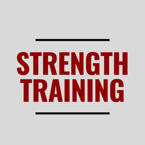 Strength Training Workout Ideas