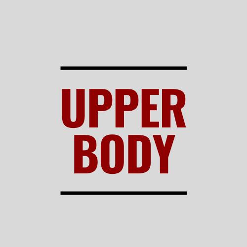 Upper Body Workout Ideas
