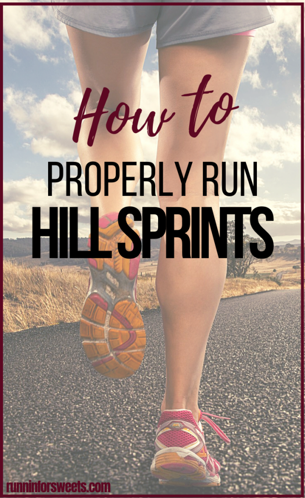 Hill sprints are a great way to improve your running speed, endurance and performance. Here are 5 benefits of hill sprints, plus a hill sprint workout you can do outside! #hillsprints #hillsprintworkout