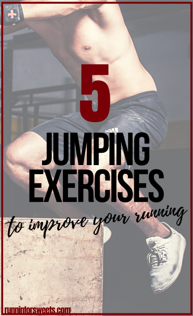 Try these 5 jumping exercises to improve running performance. Combine running and jumping to boost running speed, power and endurance!
