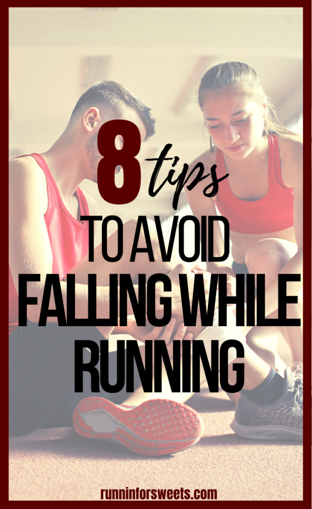 Try these 8 strategies to avoid falling while running. Plus what to do if you ever do trip and fall when running.